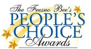 Fresno Bee Peoples Choice Award
